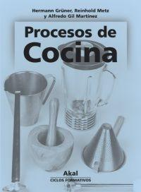 procesos de cocina libro del alumno akal