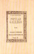 Cancionero popular gallego II