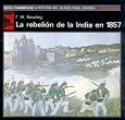 La rebelión de la India en 1857