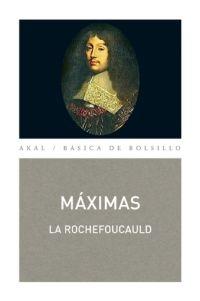 Máximas - François de la Rochefoucauld
